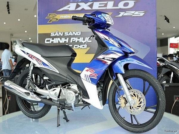 Xe Suzuki Axelo 125