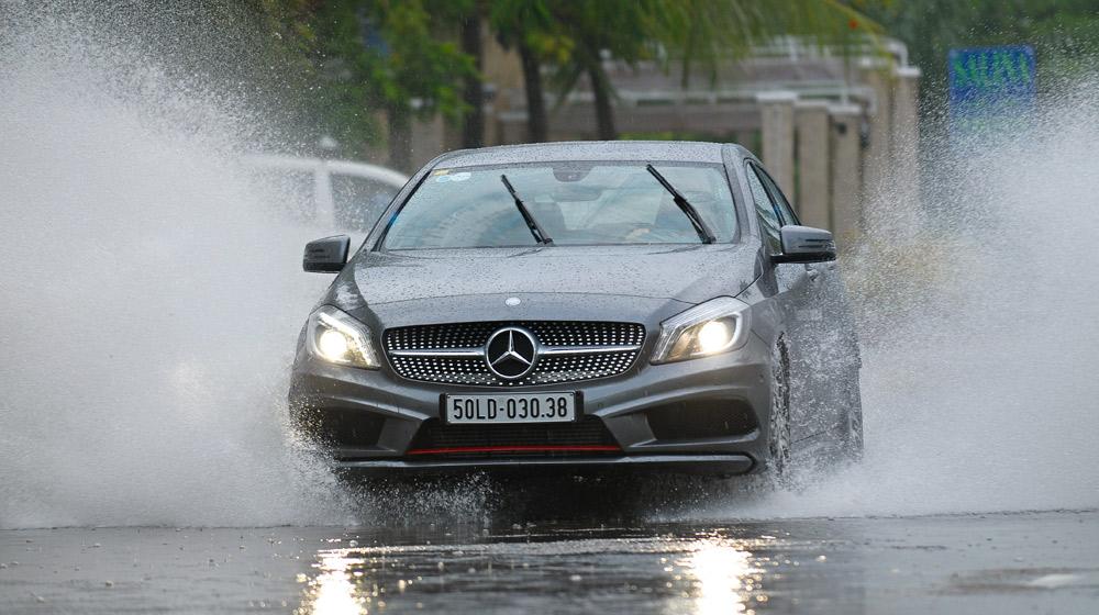 kỹ năng xử lý khi gặp mưa bão