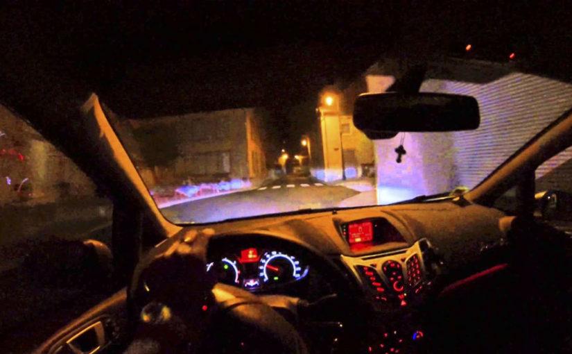 Những quy tắc cần khi lái xe ban đêm