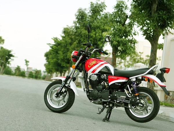 Xe Mini CDR125