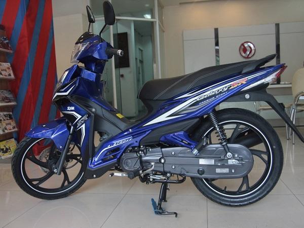 Xe SYM Galaxy Sport 115