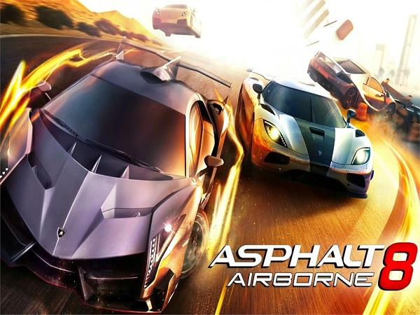 Game Asphalt 8 Airborne