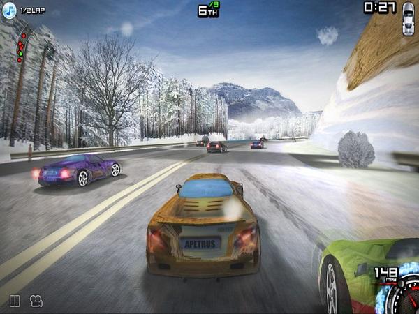 Cung đường đua High Speed 3D