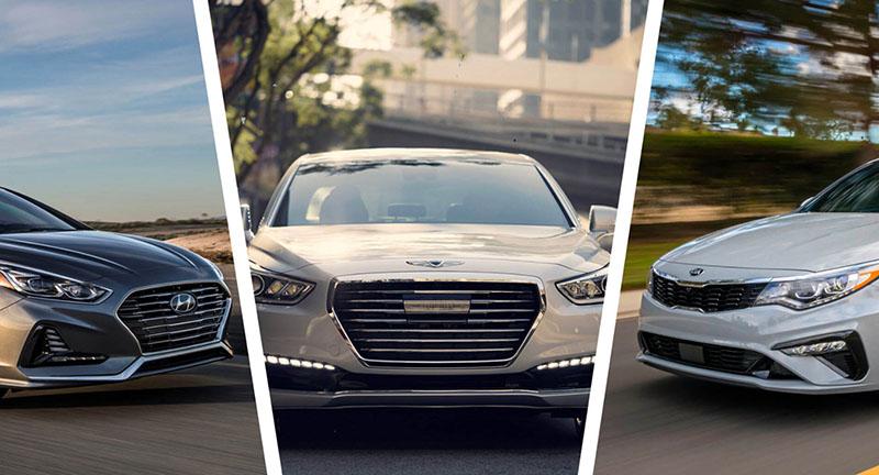 Khoảng cách về chất lượng các hãng xe ngày càng bị rút ngắn