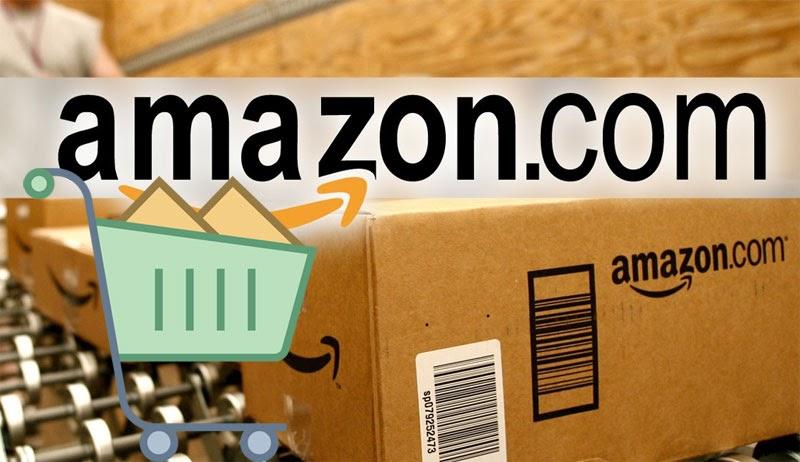 Trang thương mại điện tử lớn nhất thế giới Amazon
