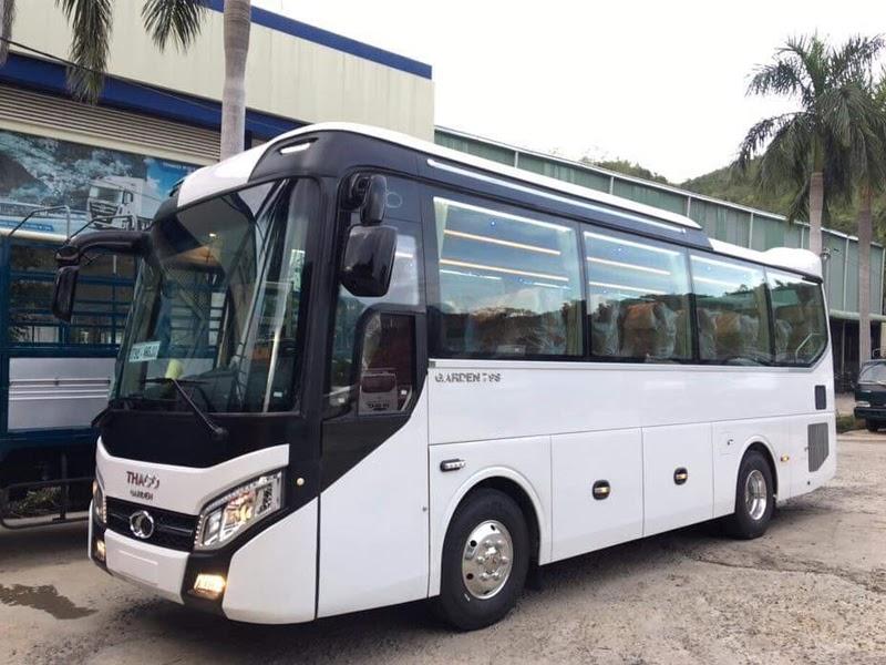 Xe du lịch 29 chỗ tại Hà Nội